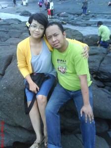 Liburan di Bali nih...