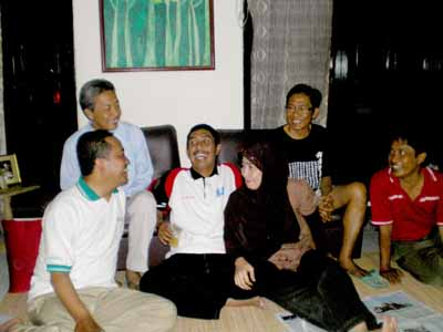 Buka Bersama, Oktober 2007