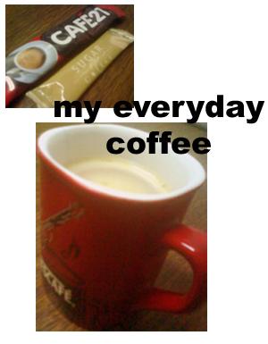 My Daily Coffee