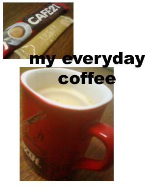 My Daily Coffee