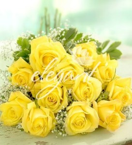 Yellow Roses for My Sista