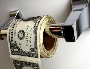 Uang, uang, uang!